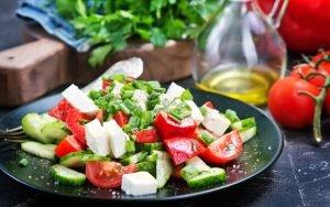 Van melick salades